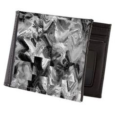 Awesome marble tiles Mens Wallet