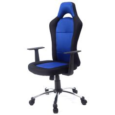 129.99$  Buy now - http://ali5yi.worldwells.pw/go.php?t=32649075931 - 2016 New Hight quality 3 colors PU Leather High Back Office Chair Executive Task Ergonomic Computer Desk  CB10049BL
