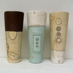 Slab Vase Ceramic (25)