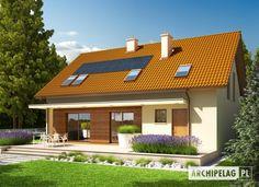 E4 ECONOMIC (wersja B) to #dom pełen słonecznego ciepła.