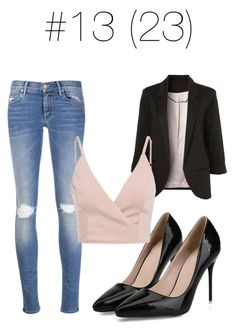 """""""Untitled #307"""" by trendsette on Polyvore featuring Mother"""