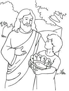 ExamTime - Jesús y la multiplicación de panes
