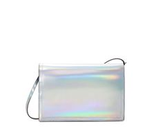 IRIDESCENT MESSENGER BAG - Handbags - TRF | ZARA United States