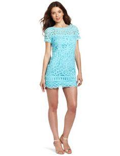 Lilly Pulitzer Women's Mariekate Dress, Shorely Blue Go To Batt, Medium Lilly Pulitzer, http://www.amazon.com/dp/B0071N1BUM/ref=cm_sw_r_pi_dp_MOserb19E962C