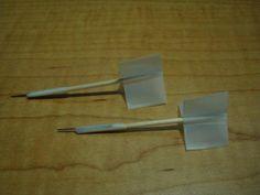 Amazing Toothpick Darts