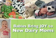 Dairy Moms Make Mother's Day Memories