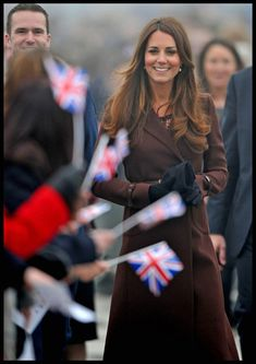 Kate Middleton Photo - Kate Middleton Continues Her Tour of Grimsby