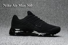 Nike Air Max 360 Men's shoes Black