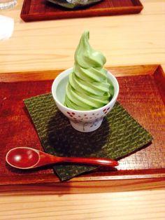 土佐茶カフェで… 久しぶりに高校の友達と話せて楽しかった!