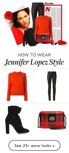 """""""that's the way I like it :)"""" by kornitka on Polyvore featuring Oris, Jennifer Lopez, rag & bone, Wood Wood, Coach and Chloé"""