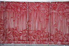 Red Lines #streetart