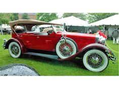 1929 Stutz Model M Phaeton