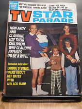 TV Star Parade Magazine March 1971 Andy Williams