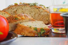 Ελιόψωμο με Σκόρδο & Αρωματικά Βότανα