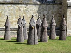 Philip Jackson - Sculpture in Paradise (Chichester 2012) - an ...