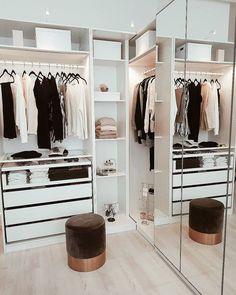 Fantastic luxury closets for your Master Bedroom. #luxuryclosets #luxuryfurniture #exclusivedesign #interiodesign #designideas #roomdesign #roomideas #homeideas #housedesignideas #interiordesignstyles #interiordesigninspiration #interiorinspiration #luxuryinteriordesign #interiordesignstyles