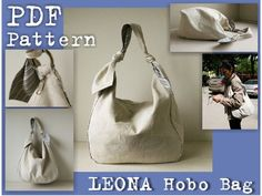 PDF Sewing Pattern to make Hobo Bag Sling Tote Leona INSTANT DOWNLOAD knot strap handbag by DelindaBoutique on Etsy https://www.etsy.com/listing/203826469/pdf-sewing-pattern-to-make-hobo-bag - tignanello handbags, women's handbags brands, hand purse for ladies *sponsored https://www.pinterest.com/purses_handbags/ https://www.pinterest.com/explore/purse/ https://www.pinterest.com/purses_handbags/womens-purses/ http://shop.nordstrom.com/c/womens-handbags