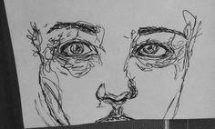 sketch grunge drawings sketches aesthetic favim pastel indie soft beauty drawing eye google everything paintingvalley