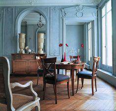 BUFFET HAUTEVILLE (Collection Nouveaux Classiques) - Roche Bobois
