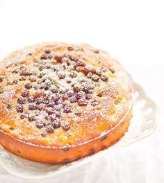 Шампанское винограда торт - Сладкие секреты Лулу