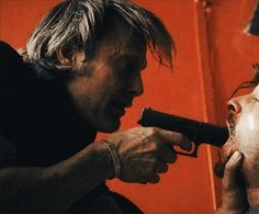Mads Mikkelsen as Nigel in Charlie Countryman (2013)