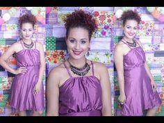 Vestido Para Fim de Ano #1 COSTURA - YouTube