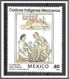 Mexico #1290 Florentine Illustrations MNH - bidStart (item 36817586 in Stamps... Mexico)