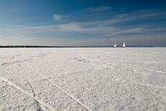 Eissegler Steinhuder Meer