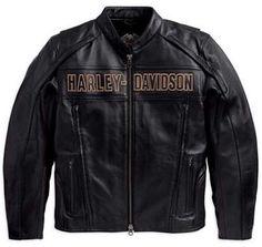 Jaket Kulit Harley Davidson Harley Davidson Merchandise a6cb139edc