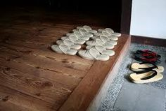 Fact - #Japanese don't wear #shoes indoors; Homes have extra #house guest…