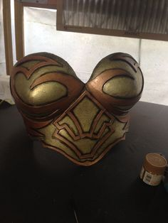 How to Make Female Cosplay Armor, Tutorial Part 3