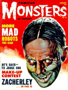 famous monsters - Google Search