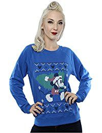 online shopping for Disney Women's Mickey Mouse Christmas Tree Sweatshirt from top store. See new offer for Disney Women's Mickey Mouse Christmas Tree Sweatshirt Womens Christmas Jumper, Christmas Jumpers, Mickey Mouse Christmas Tree, Sweatshirts Online, Hoodies, Hoodie Outfit, Jumpers For Women, Disney, Clothes