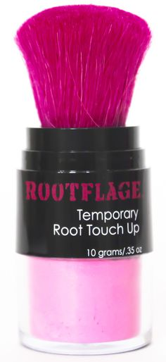 Rootflage Renegade Cotton Candy Pink Temporary Root Touch Up/Vivid Hair Color