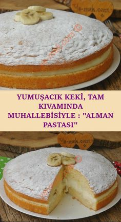 Yumuşacık bir pandispanya keki ile nefis bir kremanın buluştuğu yemeğe doy… A delicious pastry recipe that you can't get enough of, where a soft sponge cake and delicious cream meet … Delicious Cake Recipes, Yummy Cakes, Dessert Recipes, Desserts, Oven Roasted Sweet Potatoes, German Cake, Pastry Recipes, Sponge Cake, Food Cakes