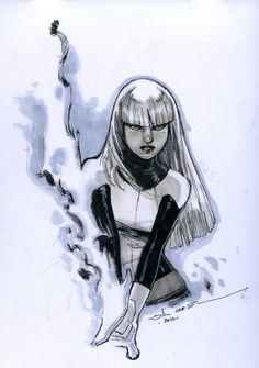 Magik - Olivier Coipel Comic Art                                                                                                                                                                                 More