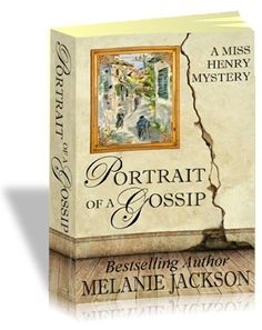 Portrait of a Gossip (Miss Henry Cozy Mysteries Book 1) #eReaderIQ