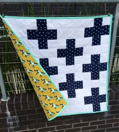The Fabric Studio: Cotton and Steel Plus Quilt