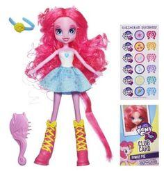 my little pony equestria girls Pinkie Pie Doll only $9.96!