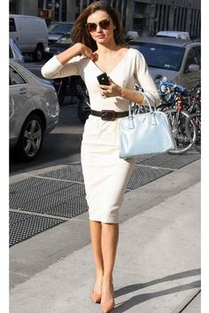 Miranda Kerr - Celebrity Style -Street Style - Marie Claire - Marie Claire UK