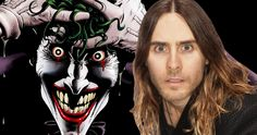 'Suicide Squad' Movie Wants Jared Leto as the Joker -- Jared Leto is being sought for a key role in Warner Bros. and DC's 'Suicide Squad' movie as The Joker. -- http://www.movieweb.com/suicide-squad-movie-joker-jared-leto