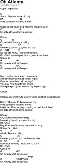 Bluegrass song: Angel From Montgomery, lyrics and chords | Music <3 ...