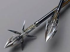 Heretic Composite Bow Arrows, insane amount of force and power. plus they look super cool =) I would love this for my crossbow! Katana, Composite Bow, Archery Bows, Bow Hunting, Archery Hunting, Hunting Arrows, Knives And Swords, Guns And Ammo, Firearms