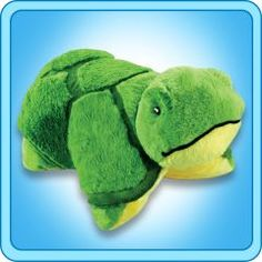Tardy Turtle Pillow Pet®