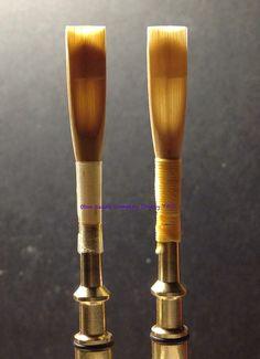Custom Reed (Winfield Bronze) - Oboe Reeds Company (Danny YAU ...