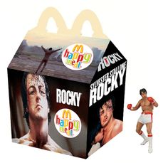 """Rocky"" Happy Meal"