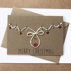 Christmas Cards | Card Making | Stamping | Scrapbooking | Creative Scrapbooker Magazine #christmas #cards #scrapbooking