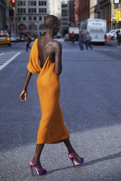 Women and color. So beautiful.