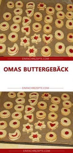 Grandma's shortbread 😍 😍 Omas Buttergebäck 😍 😍 😍 Grandma's shortbread 😍 😍 😍 - Pastry Recipes, Cookie Recipes, Pan Rapido, Student Christmas Gifts, Sugar Scrub Recipe, Easy Smoothie Recipes, Spice Cupcakes, Chocolate Bark, Chocolate Chips
