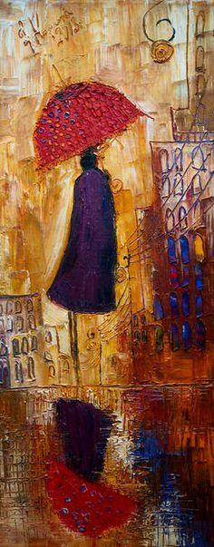 """Rain"" by Justyna Kopania"